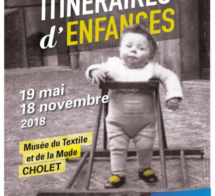 Programme des Musées de Cholet de septembre 2018 à février 2019