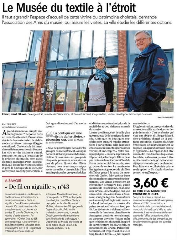 article CO 6 MAI