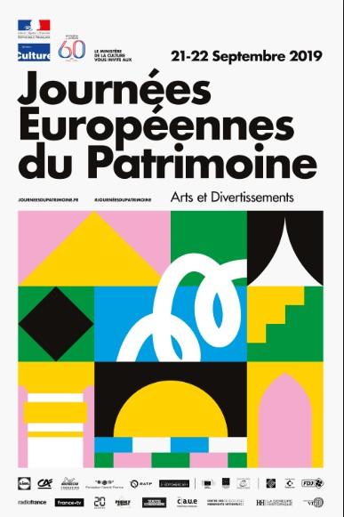 Journée européenne patrimoine 2019