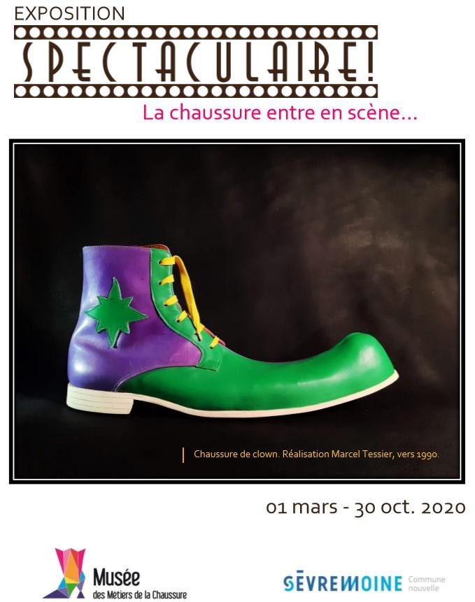 info expo musée de la chaussure