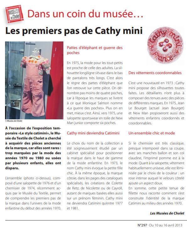 Cathy mini